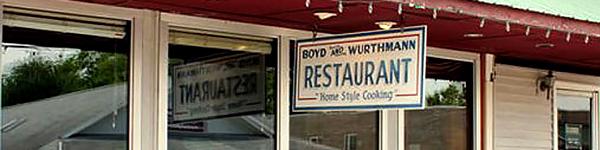 Boyd And Wurthmann Restaurant
